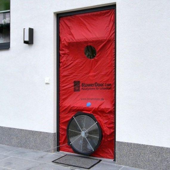 blower door messung bautechnik eberl. Black Bedroom Furniture Sets. Home Design Ideas